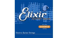 Elixir 12077 NanoWeb Light-Heavy 10-52
