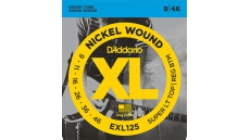 EXL125 XL NICKEL WOUND