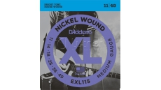 EXL115 XL NICKEL WOUND