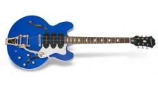 Ltd. Ed. Riviera Custom P93 Blue Royale with Bigsby® B70