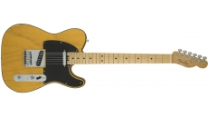 FENDER AMERICAN ELITE TELECASTER, MAPLE FINGERBOARD, BUTTERSCOTCH BLONDE