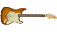AMERICAN PERFORMER STRATOCASTER, ROSEWOOD FINGERBOARD, HONEY BURST