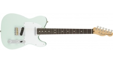AMERICAN PERFORMER TELECASTER, ROSEWOOD FINGERBOARD, SATIN SONIC BLUE