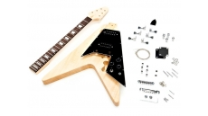 Electric Guitar Kit V-Style