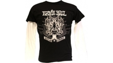 Ernie Ball String Demon Long Sleeve Tee - Футболка с длинными рукавами