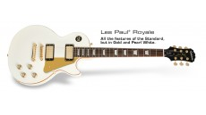 Epiphone Les Paul Royale Limited Edition