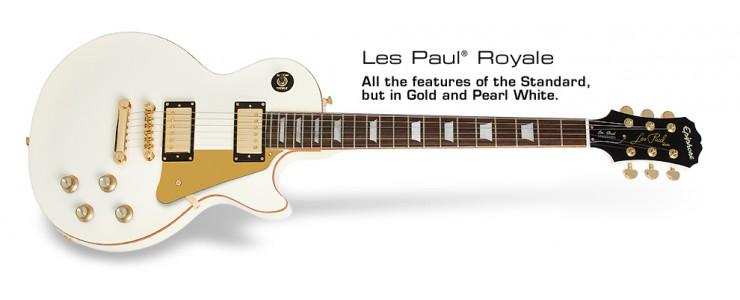 Les Paul Standard Royale